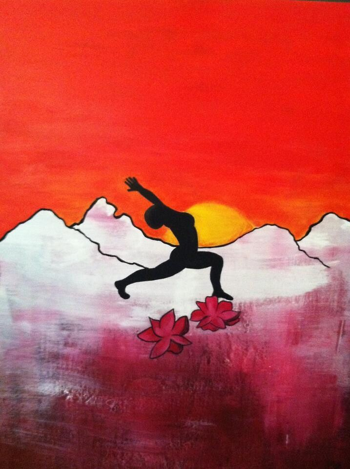 Extended Yogi by Keelie Webb
