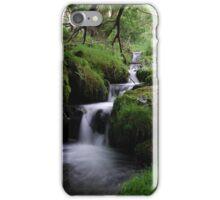 Welsh stream iPhone Case/Skin
