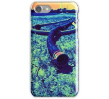 Post Apocalyptic - artistic iphone case iPhone Case/Skin