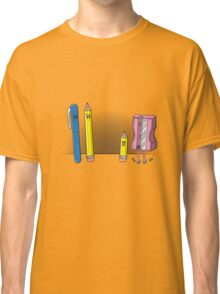 Get Your Pencil In Classic T-Shirt