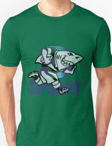 NATAL SHARKS SHARK ATTACK FOR SOUTH AFRICA RUGBY SUPER RUGBY Unisex T-Shirt