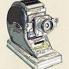 Projector by AndersHolmDK
