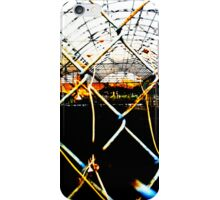 Post Apocalyptic Fence - artistic iphone case iPhone Case/Skin