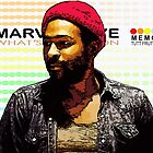 ODE TO MOTOWN: MARVIN GAYE by S DOT SLAUGHTER