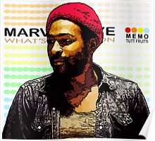 ODE TO MOTOWN: MARVIN GAYE Poster