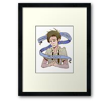 Elder Price Framed Print