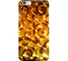 Klimt Inspired Swirl Pattern - artistic iphone case iPhone Case/Skin