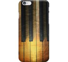 Piano Keys - artistic iphone case iPhone Case/Skin