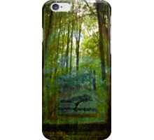 Hidden Forrest - artistic iphone case iPhone Case/Skin