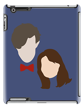 Doctor Who and Clara Oswin Oswald by eatorcs