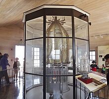 Point Loma Lighthouse Museum - The Lens by seeingred13