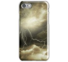 Storm Lightning - artistic iphone case iPhone Case/Skin