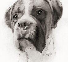 """Bailey"" by Martin Kirkwood"