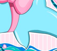 Kawaii Bubble DaniLamb Dolphin  Sticker