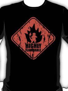 Highly Flammable T-Shirt