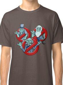 I Ain't Afraid Of No Ghosts Classic T-Shirt