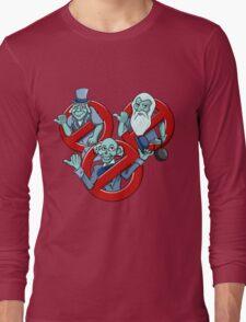 I Ain't Afraid Of No Ghosts Long Sleeve T-Shirt