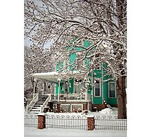 Home for the Holidays Photographic Print