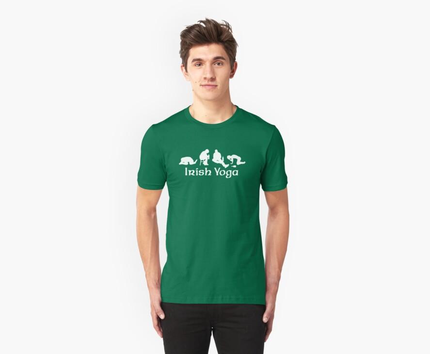 Irish Yoga by LaundryFactory