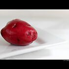 Solanum Tuberosum - Red Potato  by © Sophie W. Smith