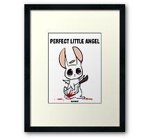 Perfect Little Angel Framed Print