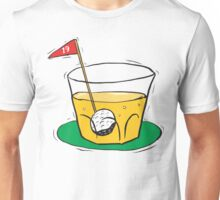 Golf 19th Hole Unisex T-Shirt
