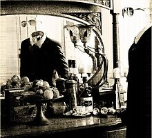Invisible Man in the Mirror by Kay1eigh