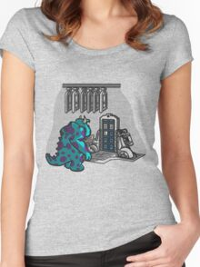 Doctor Sulley Women's Fitted Scoop T-Shirt