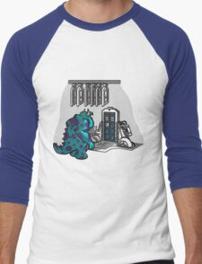Doctor Sulley Men's Baseball ¾ T-Shirt
