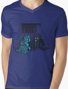 Doctor Sulley Mens V-Neck T-Shirt
