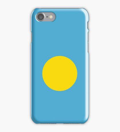 Palau Flag iPhone Case/Skin