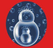 ☀ ツMOM BUBBLE & BABY BUBBLE CHILDS TEE SHIRT☀ ツ One Piece - Short Sleeve