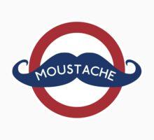 Moustache Underground by OhMyDog