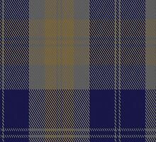 00399 Bannock Brown #2 Tartan Fabric Print Iphone Case by Detnecs2013