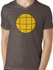 Planeteer Mens V-Neck T-Shirt
