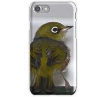 NZ Silvereye iphone case iPhone Case/Skin