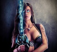 Guardian of Light by svee