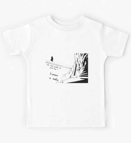 The Note Kids Tee