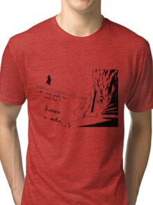 The Note Tri-blend T-Shirt