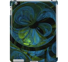 Cool Tones iPad Case/Skin