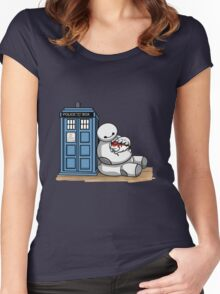 Doctor Mochi Women's Fitted Scoop T-Shirt