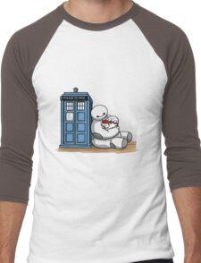 Doctor Mochi Men's Baseball ¾ T-Shirt
