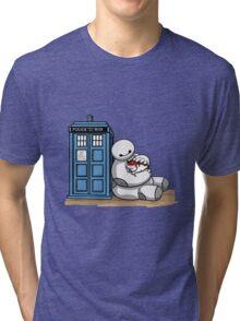 Doctor Mochi Tri-blend T-Shirt