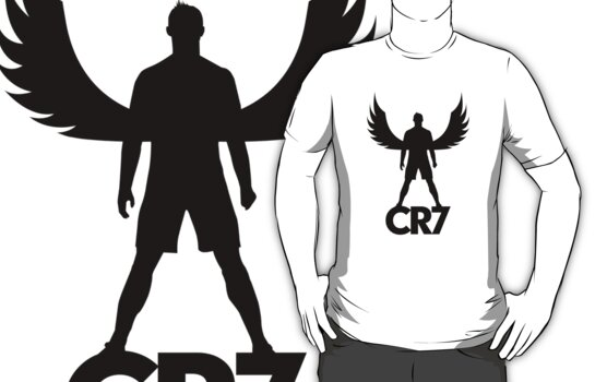 CR7 angel by SW7 Design