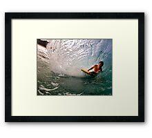 Tim Johnson Framed Print