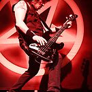 Frank Bello of Anthrax by HoskingInd