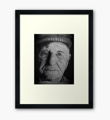 Intricacy of Age Framed Print