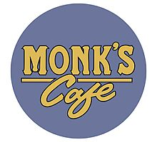 "Monk's Cafe - as seen on ""Seinfeld"" Photographic Print"