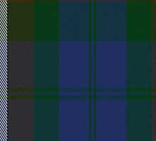 00415 Campbell Brown Clan/Family Tartan Fabric Print Iphone Case by Detnecs2013
