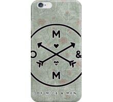 Of Mice & Men - ARROWS CASE iPhone Case/Skin